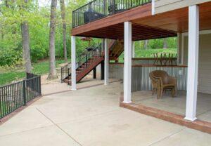 Tulsa Composite Deck