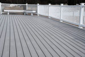 tulsa ok composite deck builder residential decking vinyl decks