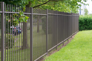 tulsa ok wrought iron fencing